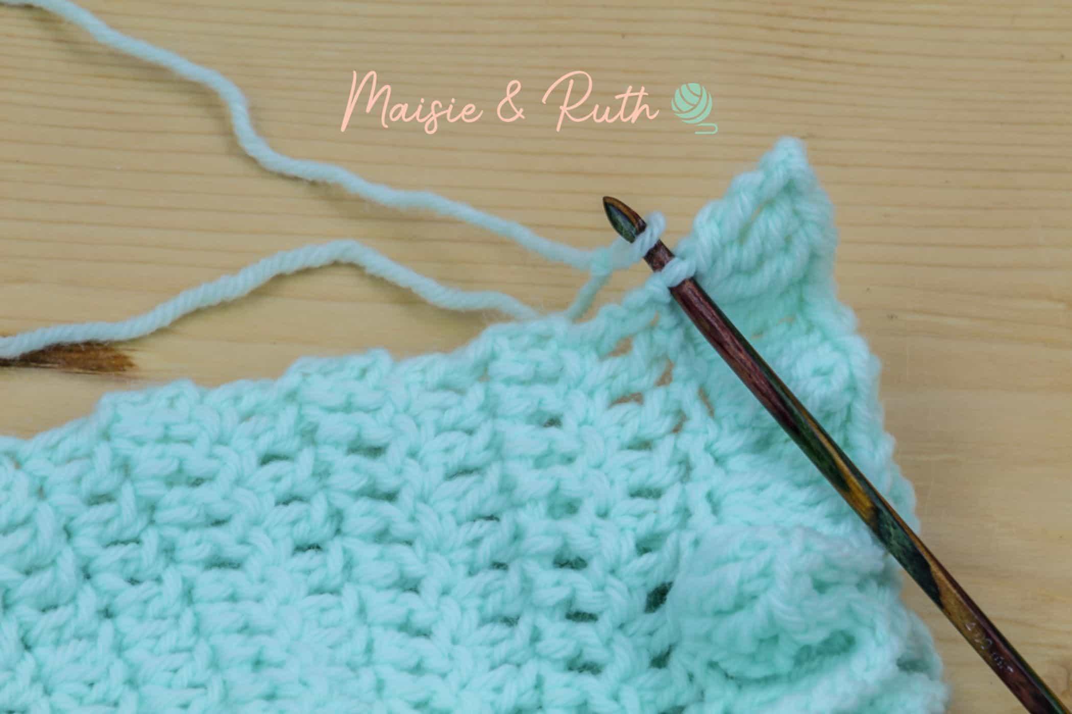 Crochet Baby Hat Pattern Image 4
