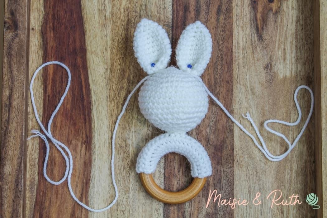 Free Crochet Amigurumi Pattern Crochet Toy Assembly