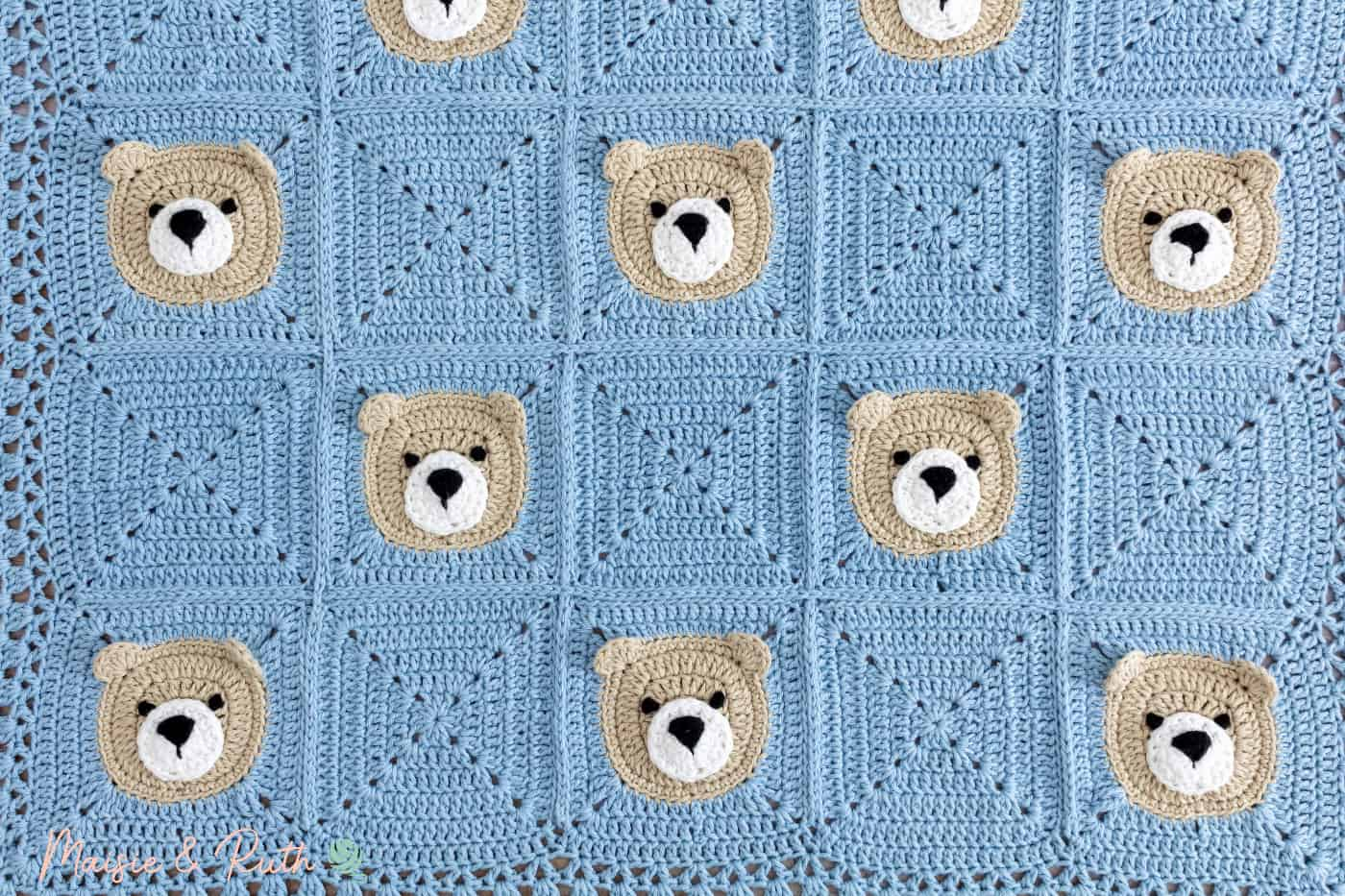 Teddy bear Seams