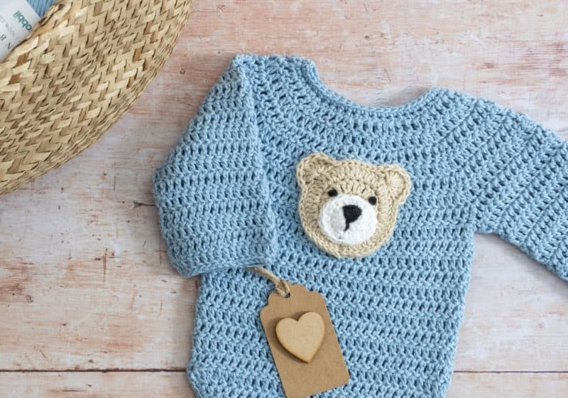 Featured Image Bear Romper