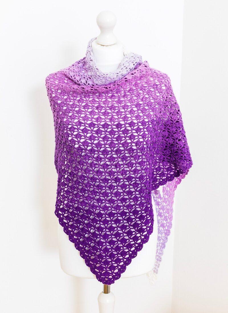 Purple Shawl Featured Image