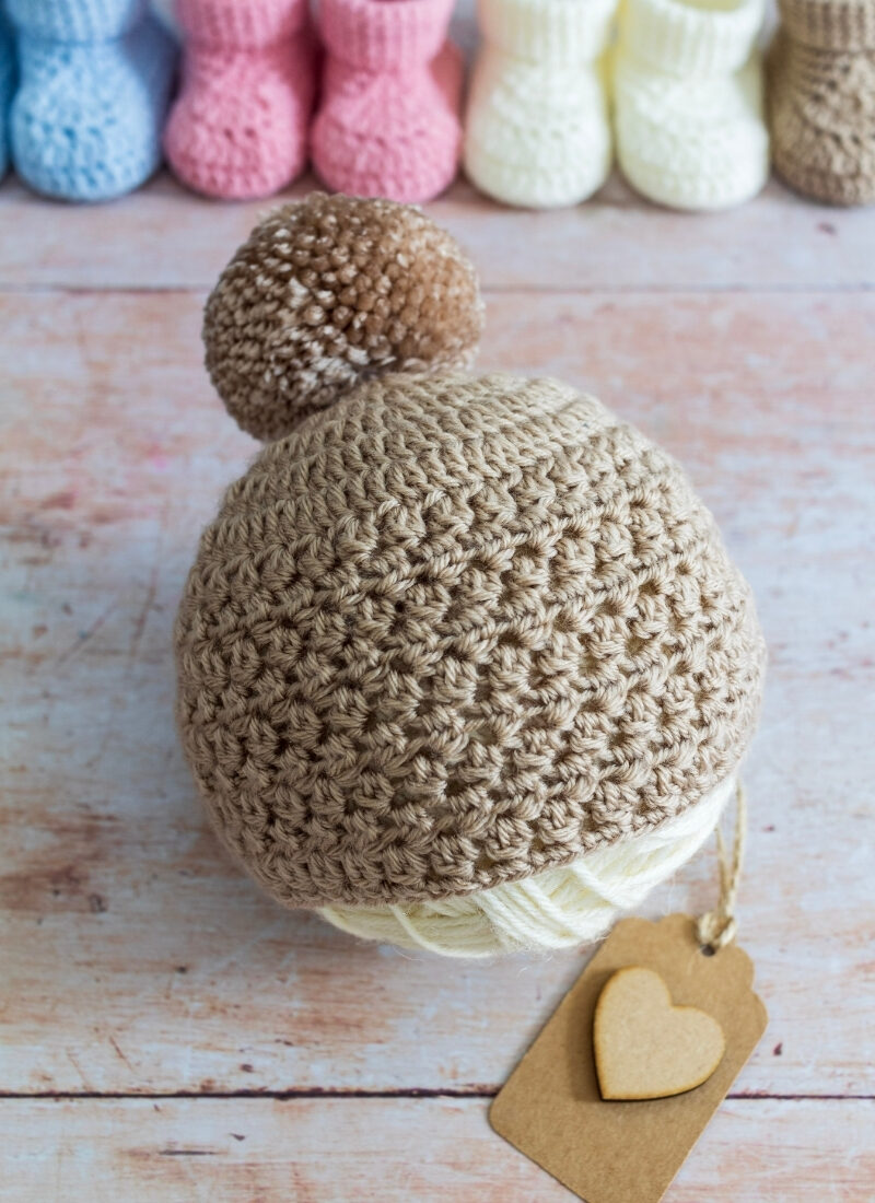 Featured Image Pique Baby Hat